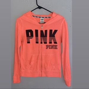 PINK Jackets & Coats - PINK sweater